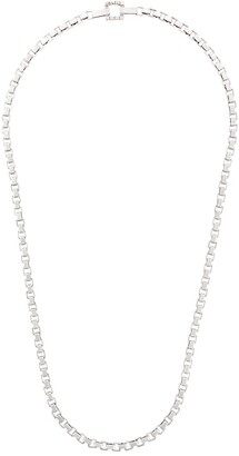 IVI Signore 5x5 chain necklace