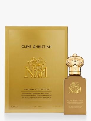 Clive Christian Original Collection No.1 Masculine 50ml