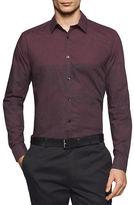 Calvin Klein Slim-Fit Button-Down Shirt