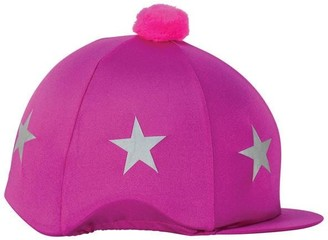 Hy Fashion Star Bobble Hat Cover