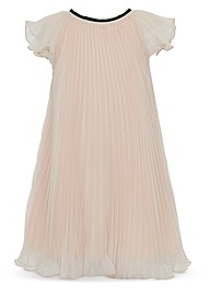 Bardot Junior Girls' Kate Pleated Dress - Baby