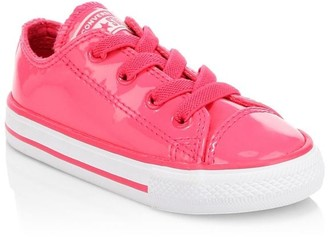 Converse Little Gilr's & Girl's Chuck Taylor All Star Patent Sneakers