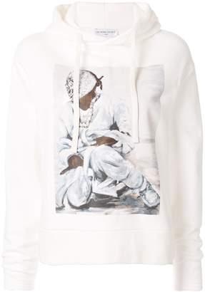 Ih Nom Uh Nit painting print hoodie
