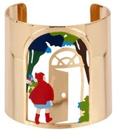 Les Nereides Into The Woods Little Red Riding At Grandmother's House Bangle.