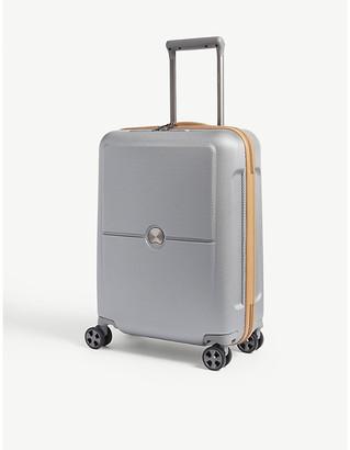 Delsey Turenne Premium four-wheel cabin suitcase 55cm