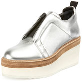 Pierre Hardy Mega Slider Derby Shoe, Silver