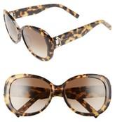 Marc Jacobs Women's 56Mm Sunglasses - Glitter Havana