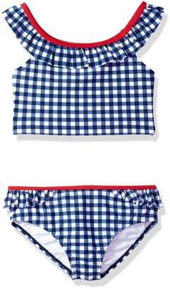Osh Kosh Girls' Kids 2-Piece Swim Suit (Multiple Varieties)