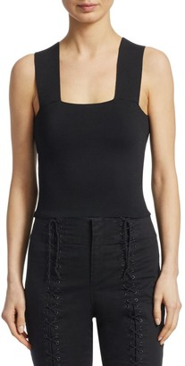 A.L.C. Lia Cropped Top