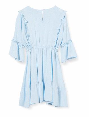 Name It Girl's Nkfbianka Ls Dress Box Playwear