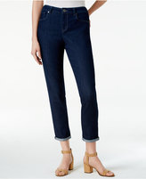Style&Co. Style & Co Cropped Boyfriend Jeans, Only at Macy's