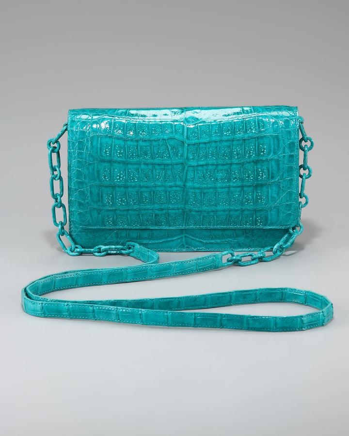 Nancy Gonzalez Crocodile Wallet on Chain