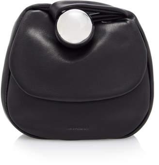 Jil Sander Sphere Leather Pouch