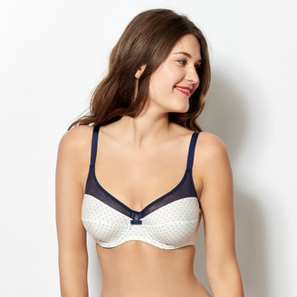 Complice Pois Full Cup Bra