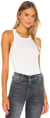 7 For All Mankind Racer Back Tank