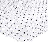 Just Born Cotton Fitted Crib Sheet, Twinkle Twinkle