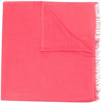 Faliero Sarti Dianette fringed scarf
