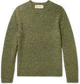 Mollusk Merino Wool-Blend Sweater