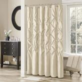Madison Park Vivian Shower Curtain - Ivory