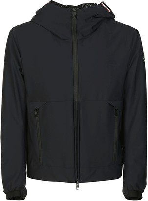 Moncler Zip Hooded Jacket