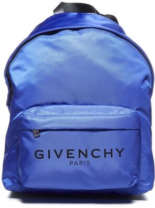 Givenchy Logo Backpack