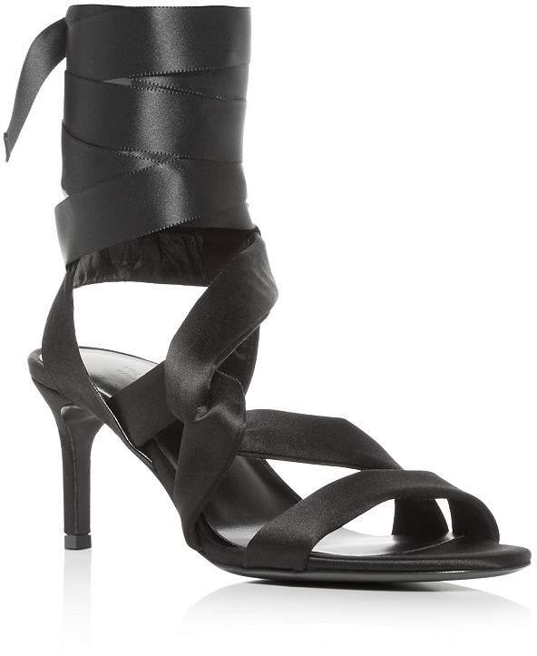 aaee14942f12 Ankle Tie Heels - ShopStyle