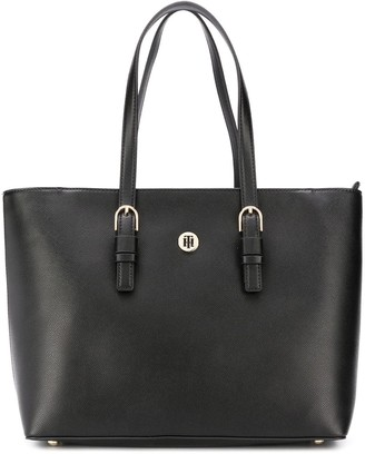 Tommy Hilfiger TH classic monogram tote