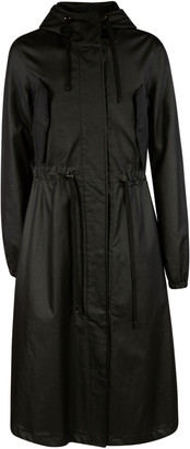 FEDERICA TOSI Fitted Waist Long Coat