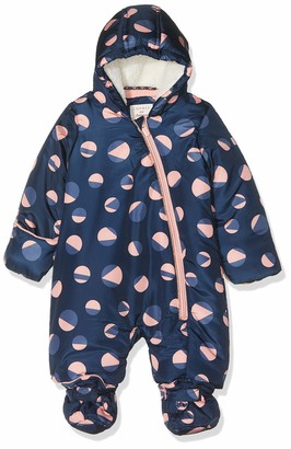 Esprit Baby Girls' Rp4600109 Overall Snow Snowsuit