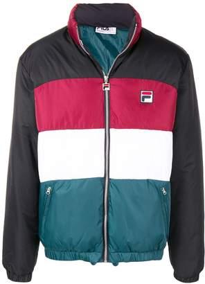 Fila Striped Padded Jacket