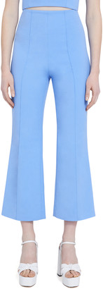 Alice + Olivia Lorinda High Waisted Cropped Pant