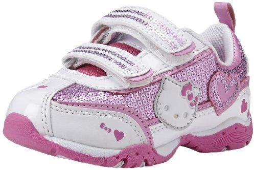 Hello Kitty Lil Alexa Velcro Sneaker (Toddler)