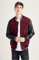 True Religion Hand Picked Collegiate Mens Jacket