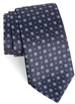 Armani Collezioni Men's Medallion Jacquard Tie