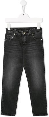 Chiara Ferragni Kids Straight-Leg Denim Jeans