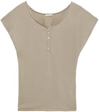 American Vintage Camiliday Cotton-jersey Top