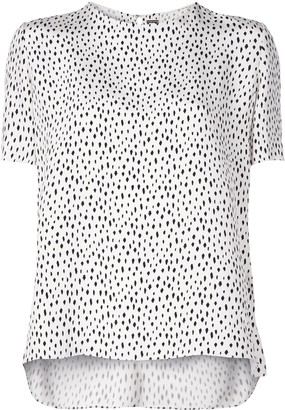 ADAM by Adam Lippes all-over print T-shirt