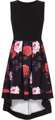 Yumi Rose Dipped Dress