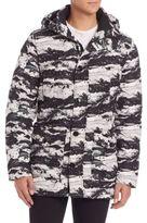 J. Lindeberg Long Sleeve Hooded Jacket