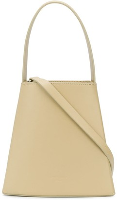 Low Classic Triangle Tote Bag