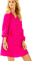 Lilly Pulitzer Fulton Open Shoulder Tunic Dress