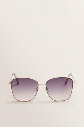 Seed Heritage Louise Metal Sunglasses