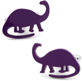 Asstd National Brand Brachiosaurus Dinosaur Cuff Links