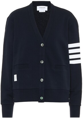 Thom Browne Cotton cardigan