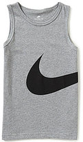 Nike Big Boys 8-20 Big Swoosh Tank