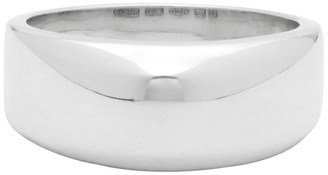 Bleue Burnham Silver Horizon Ring