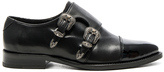 The Kooples Double Buckle Loafer