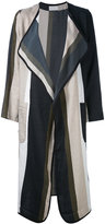 Reality Studio Juist coat - women - Linen/Flax/Polyamide/Viscose - S