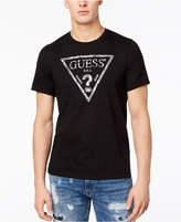 GUESS Men's Graphic Print T-Shirt