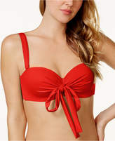 CoCo Reef Solid Convertible Five-Way Bikini Top Women's Swimsuit